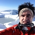 Skier survives crater plunge