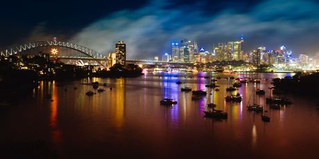 ew of Sydney Harbour at night. Some Kiwis are advising New Zealanders not to cross the ditch. Photo / 123rf