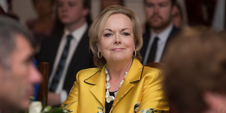 venue Minister Judith Collins. New Zealand Herald Photograph by Marty Melville
