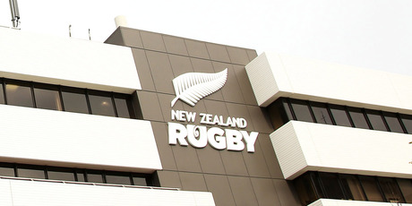 w Zealand Rugby Union headquarters. Photo / Getty Images