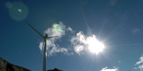 Windfarms chair says the electricity market is stacked against the expansion of wind generation. Photo / File