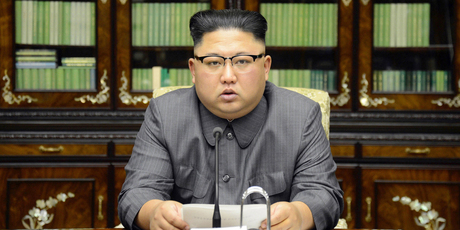 m Jong-un is once again tightening his grip on the party and military elite. Photo / AP