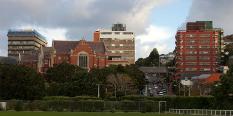 ctoria University has been given a tax exemption on the sale of part of its campus. Photo / File