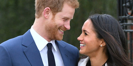 ince Harry and Meghan Markle will wed on May 19 at Windsor Castle. Photo / AP
