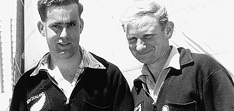 No. 16, The Sumner duo who opened the door to sailing history