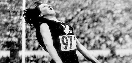 No. 4, Super-athlete's gold raised bar